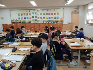 [혁신학교] (경기혁신) 3학년 문화예술교육 1인1악기 리코더의 첨부이미지 2